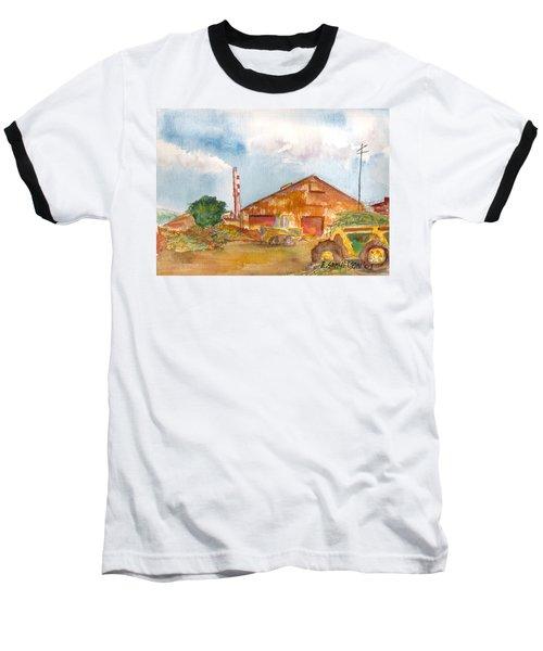 Paia Mill 3 Baseball T-Shirt
