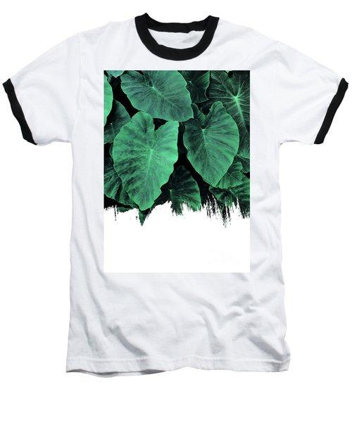 Paint On Jungle Baseball T-Shirt