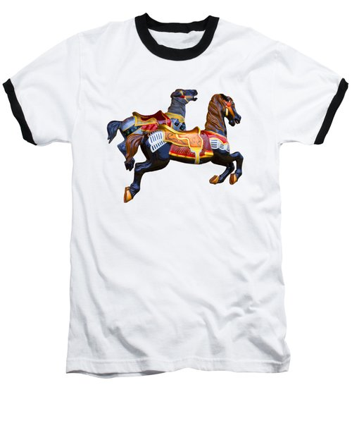 Painted Ponies Baseball T-Shirt