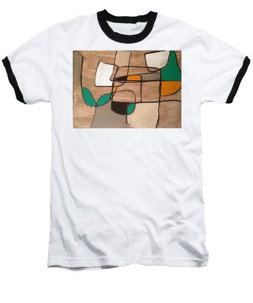 Paleo Robot Baseball T-Shirt