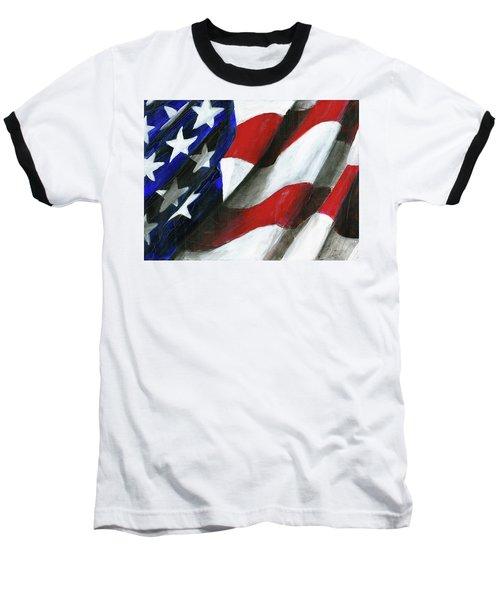 Palette Used To Paint Tn Heros Baseball T-Shirt