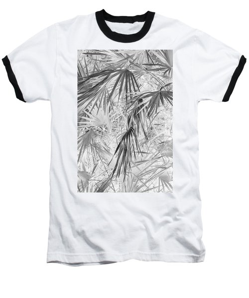 Palmettos Negatives Baseball T-Shirt