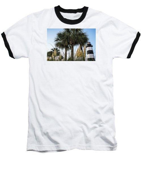 Palms At Lightkeepers Baseball T-Shirt
