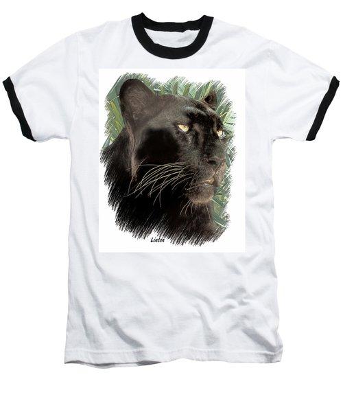 Panther 8 Baseball T-Shirt