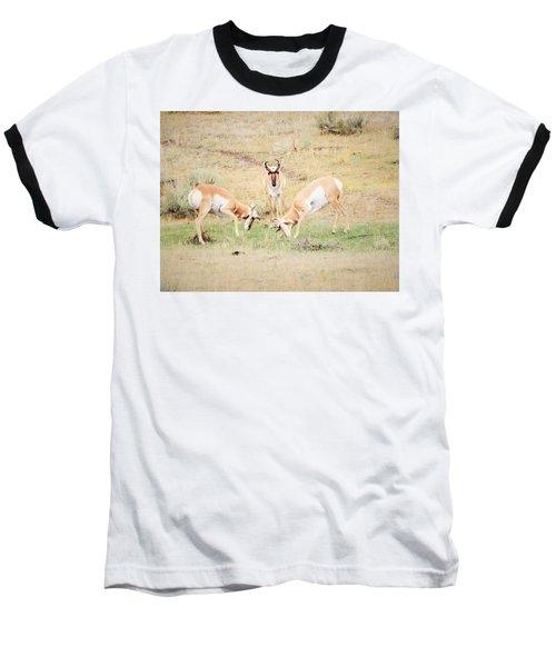 Parent Watching Sparring  Baseball T-Shirt