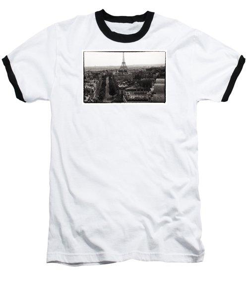 Paris 1966 Baseball T-Shirt