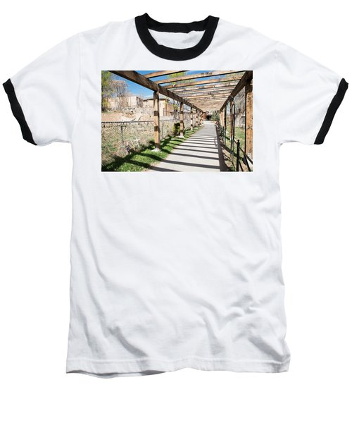 Passage To Sanctuary Baseball T-Shirt