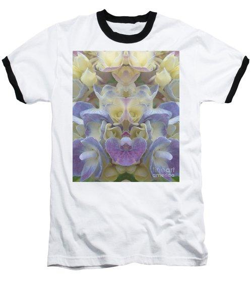Pastel Blooms Baseball T-Shirt