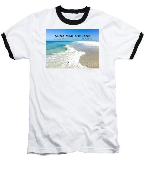 Path To Paradise Baseball T-Shirt