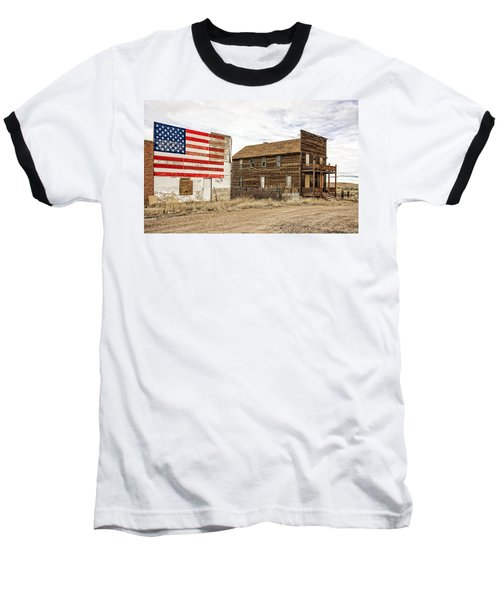Patriotic Bordello Baseball T-Shirt