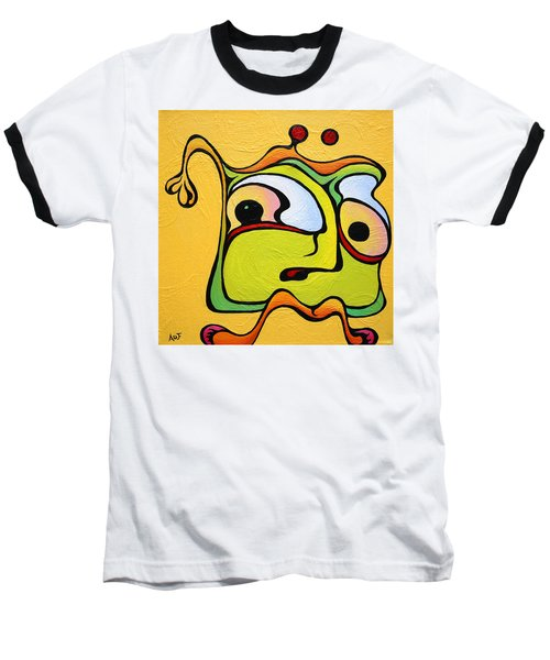 Paul My Finger Baseball T-Shirt
