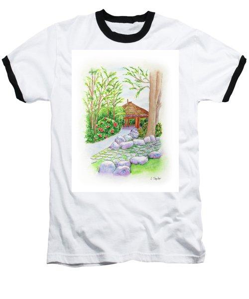 Pavilion Pathway Baseball T-Shirt
