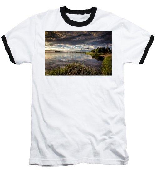 Peace Along The Cape Fear Baseball T-Shirt