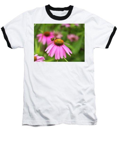 Peaceful Skipper Butterfly Baseball T-Shirt