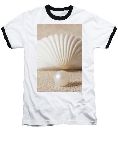 Pearl And Shell Baseball T-Shirt