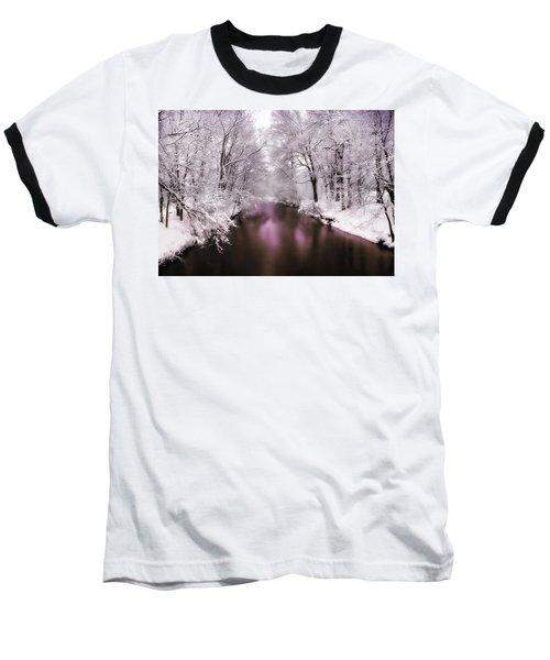 Pearlescent Baseball T-Shirt