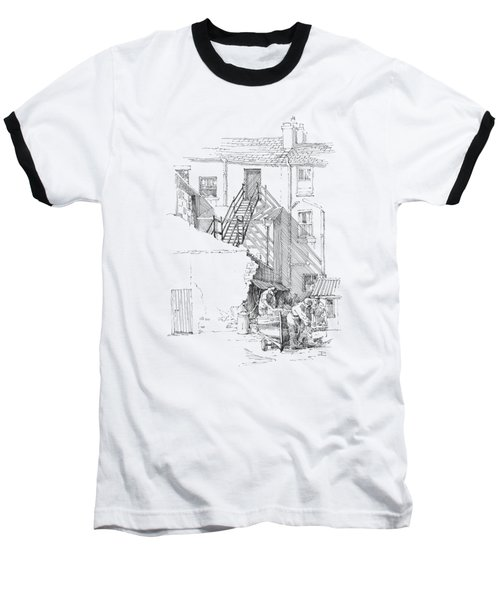 Peel Back Street Baseball T-Shirt