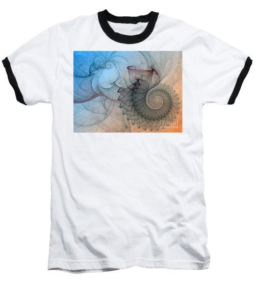 Pefect Spiral Baseball T-Shirt