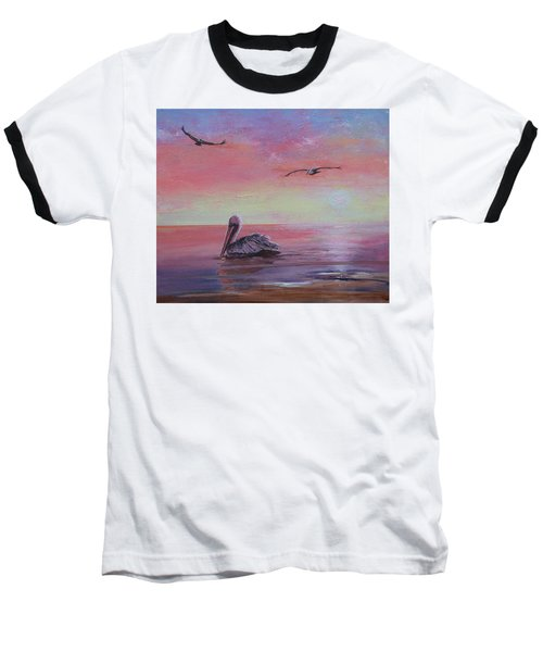 Pelican Bay Baseball T-Shirt