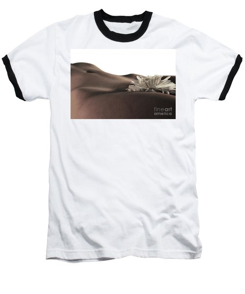 Pelvis Petals Baseball T-Shirt