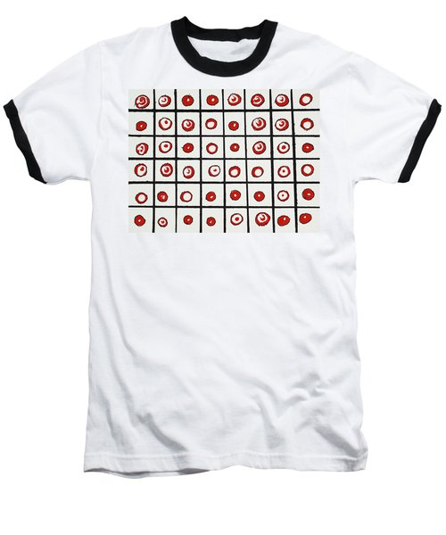 Peppermint And Licorice Baseball T-Shirt