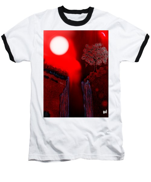 Perigee Moon 2 Baseball T-Shirt