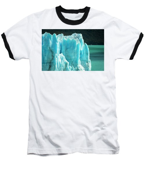 Perito Moreno Glacier Baseball T-Shirt