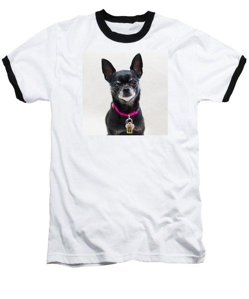 Perlita 2 Baseball T-Shirt