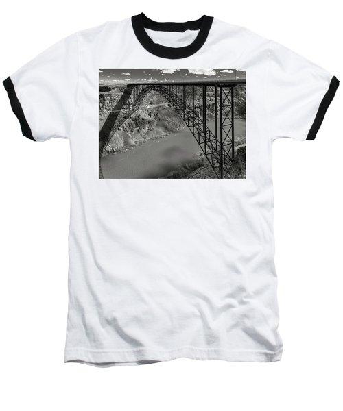 Perrine Bridge, Twin Falls, Idaho Baseball T-Shirt
