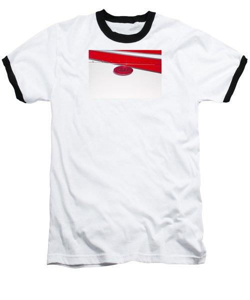 Peterbilt Logo Baseball T-Shirt