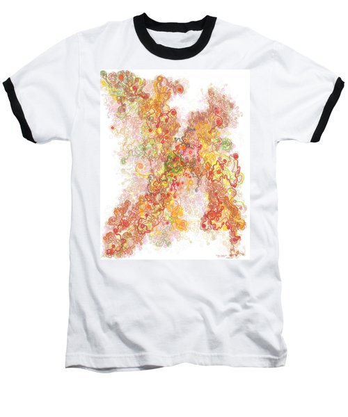 Phase Transition Baseball T-Shirt