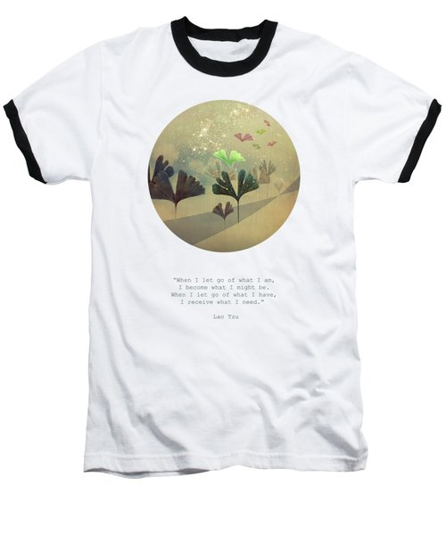 Phoenix-like Baseball T-Shirt by AugenWerk Susann Serfezi
