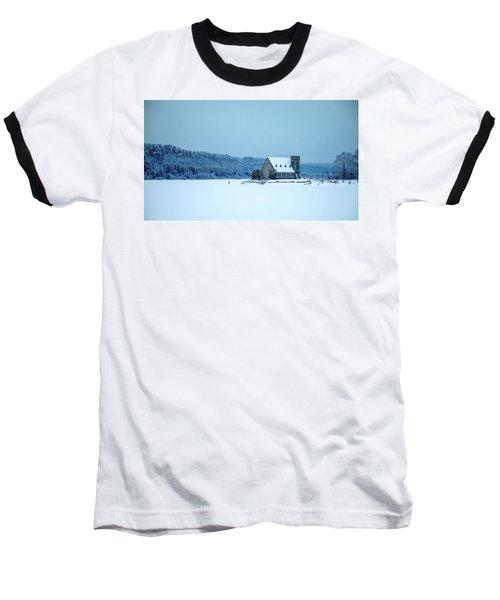 Photographer On Thin Ice Baseball T-Shirt