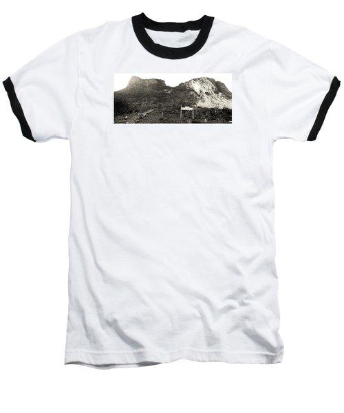 Picacho Peak Traihead Baseball T-Shirt