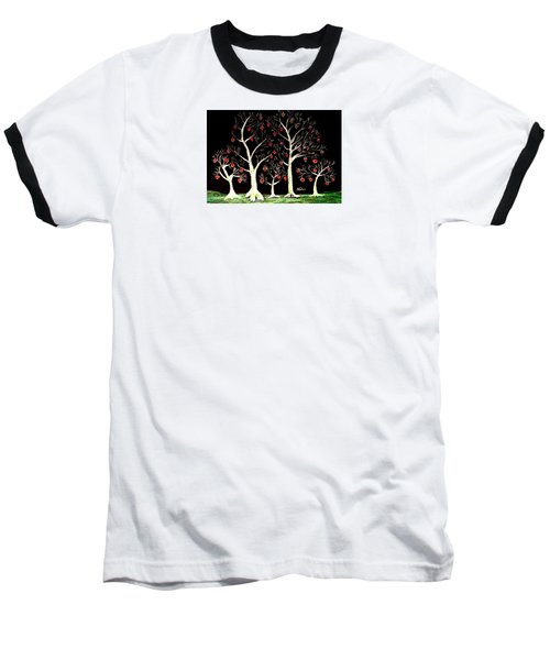 The Valentine Forest Baseball T-Shirt