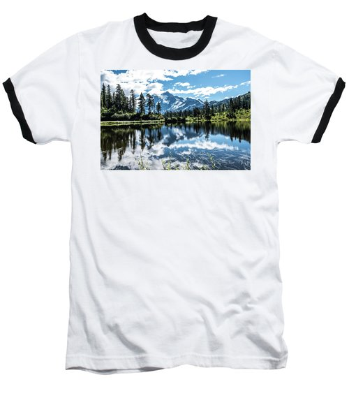 Picture Lake Baseball T-Shirt