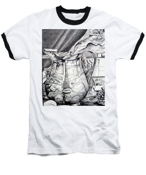 Picture Of Pitcher Baseball T-Shirt