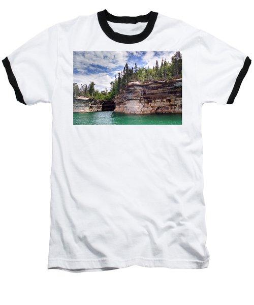 Pictured Rocks Baseball T-Shirt