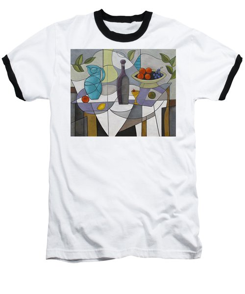 Pieces Of A Dream Baseball T-Shirt