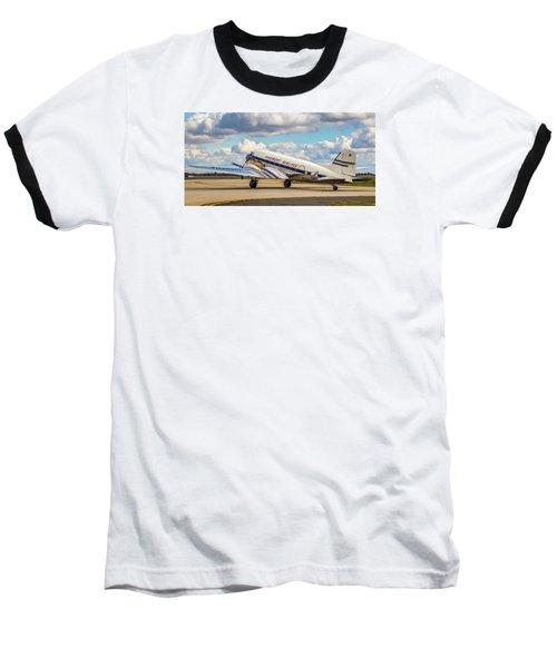 Piedmont Dc-3 Baseball T-Shirt