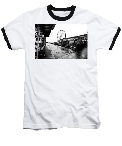 Pierspective  Baseball T-Shirt
