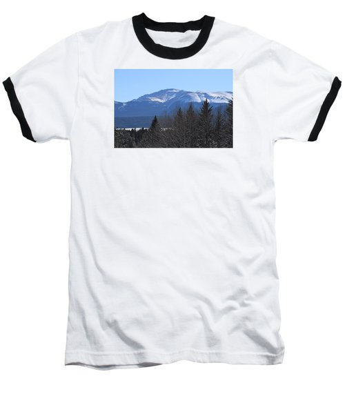 Pikes Peak Cr 511 Divide Co Baseball T-Shirt