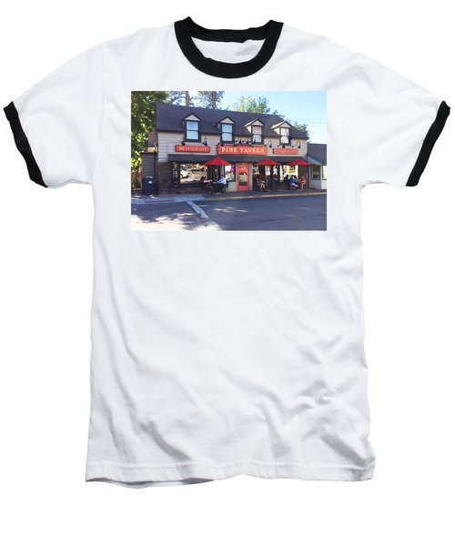 Pine Tavern Baseball T-Shirt