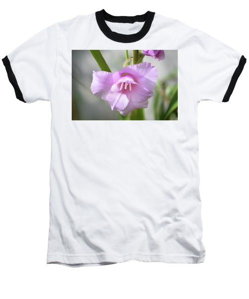 Baseball T-Shirt featuring the photograph Pink Blush by Terence Davis