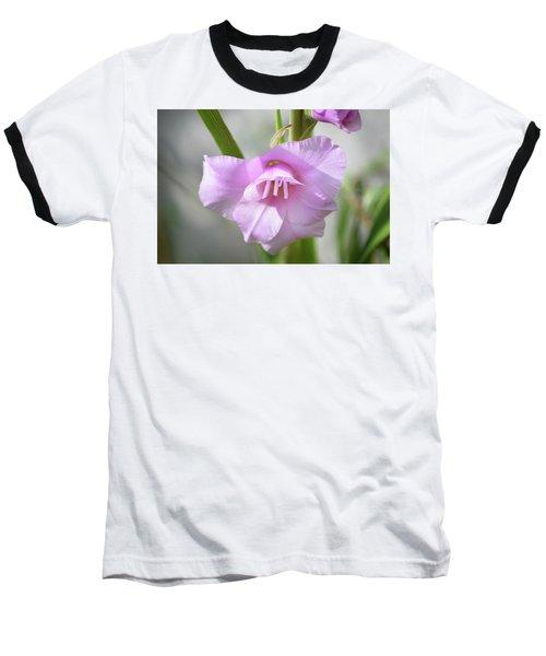 Pink Blush Baseball T-Shirt