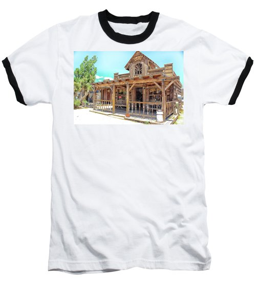 Pioneertown, Usa Baseball T-Shirt