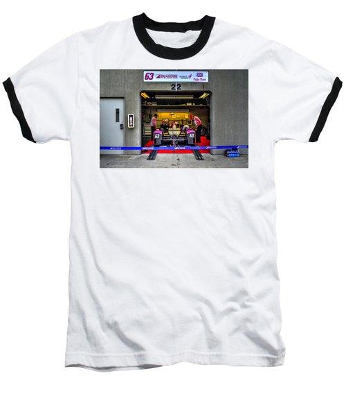 Pippa Mann Garage 2016 Baseball T-Shirt