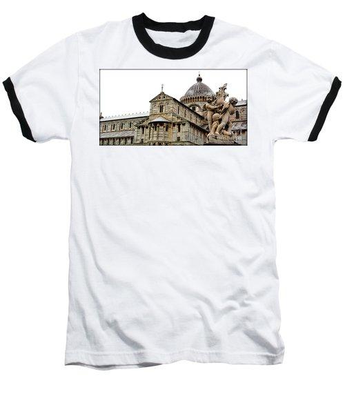 Pisa Cherubs Baseball T-Shirt