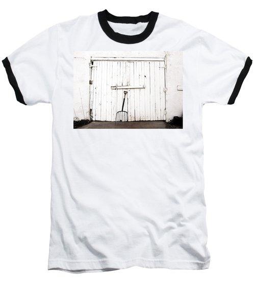 Pitch Fork Baseball T-Shirt