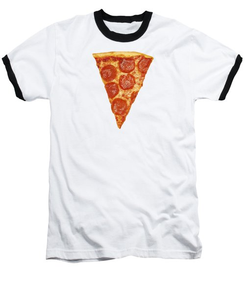 Pizza Slice Baseball T-Shirt